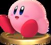 Smash Kirby Trophy SSBRiot