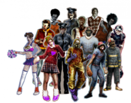 Lollipop Chainsaw Enemies Zombies