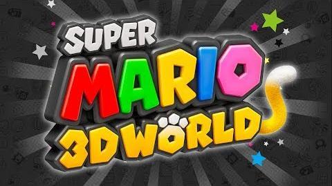 The Credits Roll (Super Mario 3D World)