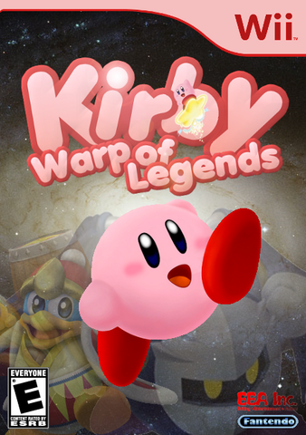 File:Kirby Warp of Legends Boxart.png