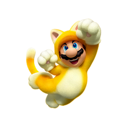 Cat Mario f