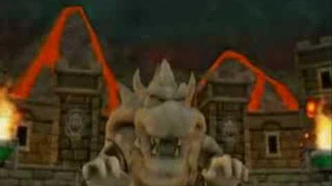 MKUMKR Bowser's Castle