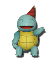 Party Squirtle