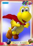 SMW3D SuperKoopaTradingCard