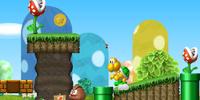 Mega Island (Super Mario World U)