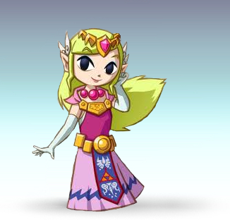 File:Toon Zelda Artwork.png