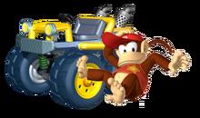 MKPC Diddy Kong