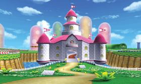 Mario Kart 7 Mario Circuit