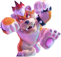 Meowser Cat Bowser