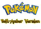 Pokemon Bolt-Amber Version Logo