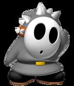 Spike guy