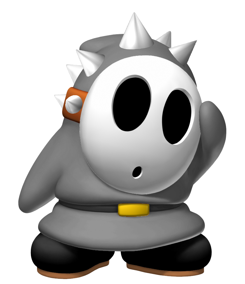 Image Spike Guy Png Fantendo Nintendo Fanon Wiki Fandom Powered By Wikia