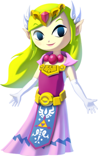Toon Zelda HD