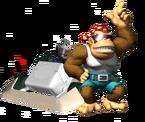 Funky Kong MK9