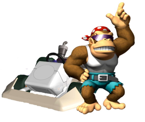 File:Funky Kong MK9.png