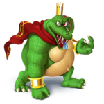 King K. Rool Switch