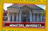 MASSES Arena Monsters University