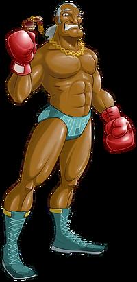 Super Macho Man