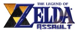 The Legend Of Zelda Assault Logo