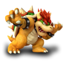 Bowser Icon SSB5