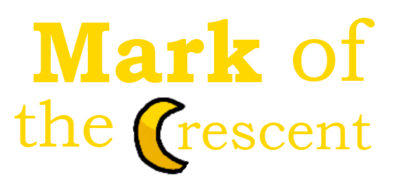 Mark of the Crescent Logo
