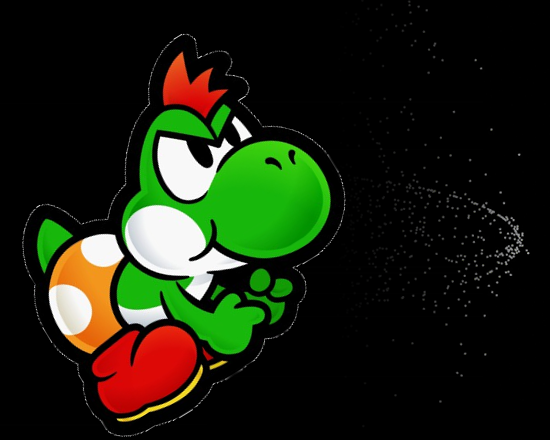 File:Yoshi kid paper mario party.png