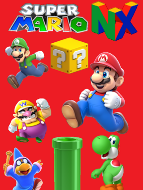 Mario nx somewhat less crappy