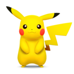 Pikachu (SSB Evolution)
