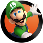 File:MHWii Luigi icon..png
