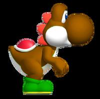 Brown Yoshi Yoshi!