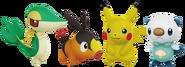 PP2 Player Pokemon