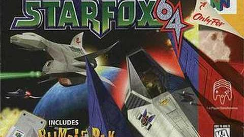 Training Mode (Star Fox 64)
