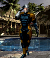(Metal Gear Solid)Gray fox