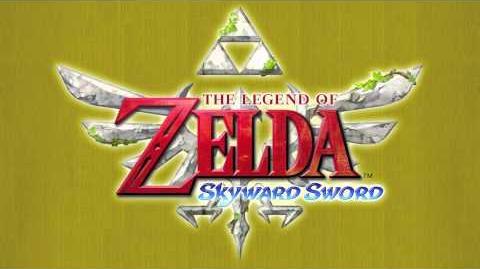 Skyloft - The Legend of Zelda Skyward Sword