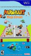 Mario Kart Mega CircuitCover