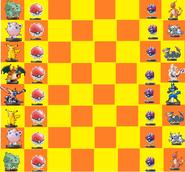 Amiibo Chess Pokemon Bourd