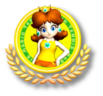 Daisy Tennis Icon