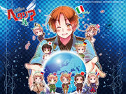 Hetalia wallpaper not mine by mikiazuma-d3nuvzm