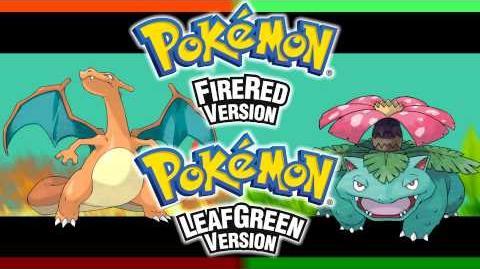 Pokemon Center -Pokémon FireRed & LeafGreen ~ Arrangement-