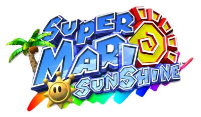 File:Super Mario Sunshine logo.png