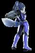 Krystal preshopped render 3 by Starfox Krystal