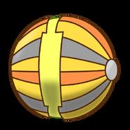 Morph Ball Samus Varia