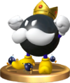 Big Bob-omb Trophy SSBRiot