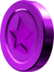 Purple CoinSMWWii
