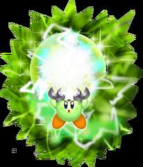 Sparkling Spark Kirby KDL3D