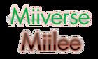 Miiverse miilee logo by palppytoad-d7ahsfc