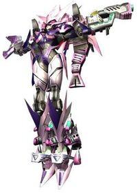 Custom robo athena