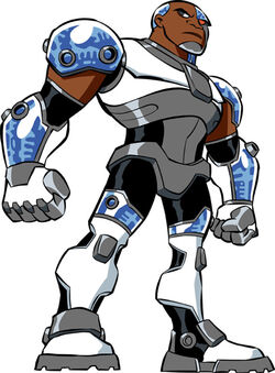 Cyborg-teen-titans