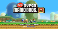 New Super Mario Bros. Fire