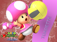 Toadette Wall MDR